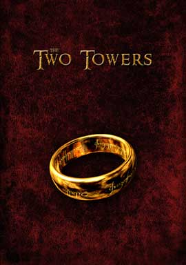 Lord of the Rings: The Two Towers - 43 x 62 Movie Poster - Bus Shelter Style J