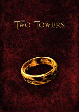 Lord of the Rings: The Two Towers - 27 x 40 Movie Poster - Style C