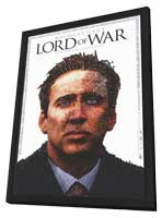 Lord of War - 11 x 17 Movie Poster - Style A - in Deluxe Wood Frame