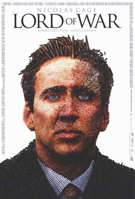Lord of War - 11 x 17 Movie Poster - Style A