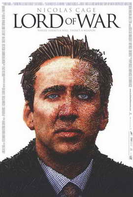 Lord of War - 27 x 40 Movie Poster - Style A
