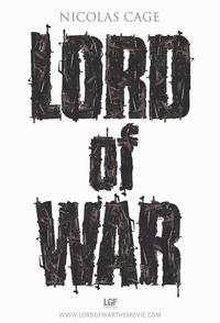 Lord of War - 11 x 17 Movie Poster - Style B