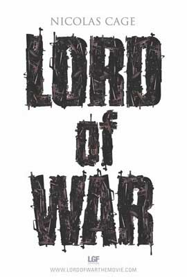 Lord of War - 27 x 40 Movie Poster - Style B