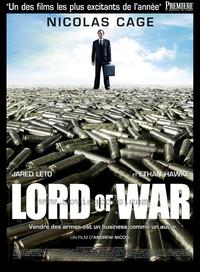 Lord of War - 27 x 40 Movie Poster - French Style A