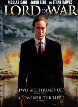 Lord of War - 27 x 40 Movie Poster - Style C