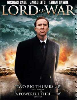 Lord of War - 27 x 40 Movie Poster - Style D
