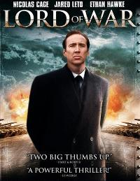Lord of War - 43 x 62 Movie Poster - Bus Shelter Style B