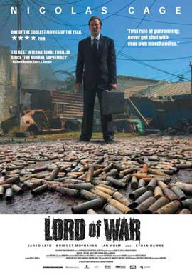 Lord of War - 11 x 17 Movie Poster - Style E