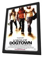 Lords of Dogtown - 11 x 17 Movie Poster - Style A - in Deluxe Wood Frame