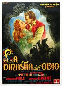 Lorna Doone - 11 x 17 Movie Poster - Italian Style A