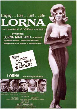 Lorna - 11 x 17 Movie Poster - Style A