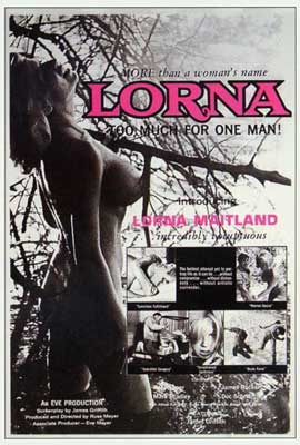 Lorna - 27 x 40 Movie Poster - Style B