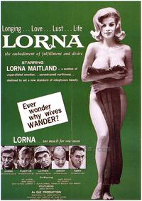Lorna - 43 x 62 Movie Poster - Bus Shelter Style A