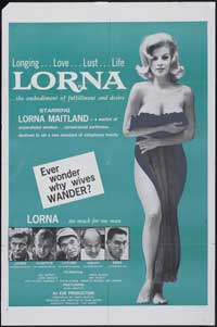 Lorna - 11 x 17 Movie Poster - Style C