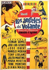 Los Angeles del Volante - 27 x 40 Movie Poster - Spanish Style A