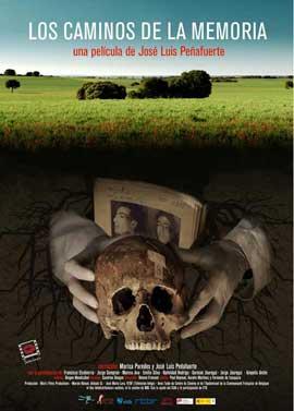 Los caminos de la memoria - 11 x 17 Movie Poster - Spanish Style A