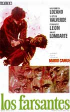 Los farsantes - 11 x 17 Movie Poster - Spanish Style A