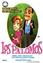 Los palomos - 11 x 17 Movie Poster - Spanish Style A