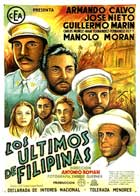 Los ultimos de Filipinas - 11 x 17 Movie Poster - Spanish Style A