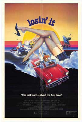 Losin' It - 27 x 40 Movie Poster - Style A