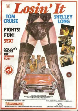 Losin' It - 11 x 17 Movie Poster - Style B