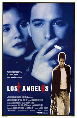 Lost Angels - 11 x 17 Movie Poster - Style A