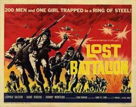 Lost Battalion - 22 x 28 Movie Poster - Half Sheet Style A