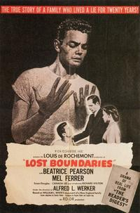 Lost Boundaries - 11 x 17 Movie Poster - Style A