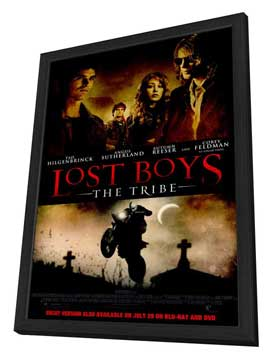 Lost Boys: The Tribe - 27 x 40 Movie Poster - Style A - in Deluxe Wood Frame