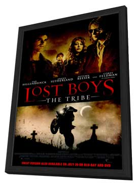 Lost Boys: The Tribe - 11 x 17 Movie Poster - Style A - in Deluxe Wood Frame