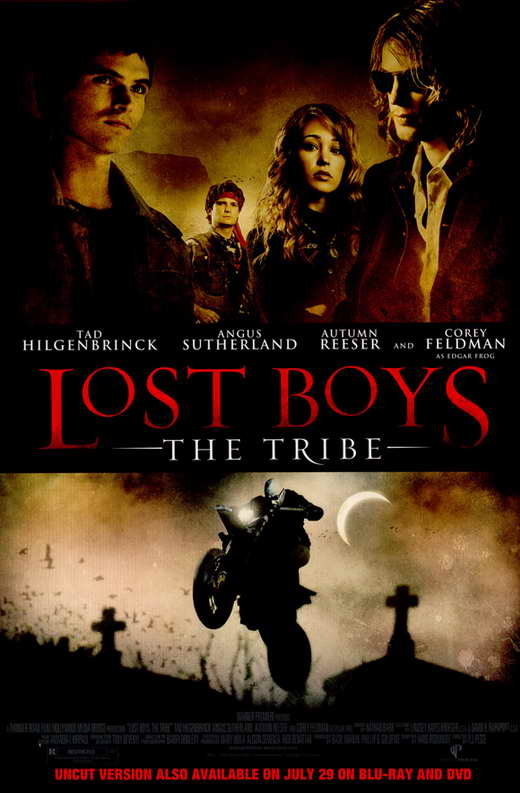 lost boys the tribe movie posters from movie poster shop