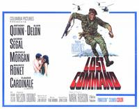 The Lost Command - 11 x 14 Movie Poster - Style A