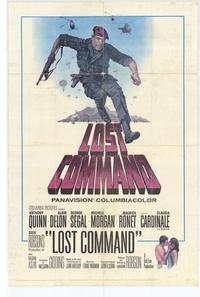 The Lost Command - 27 x 40 Movie Poster - Style A