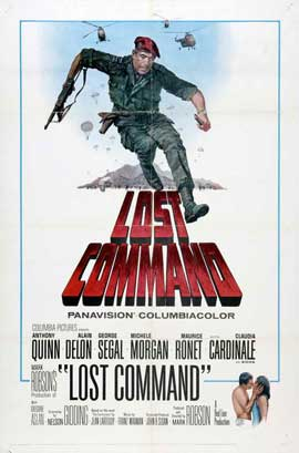 The Lost Command - 11 x 17 Movie Poster - Style B