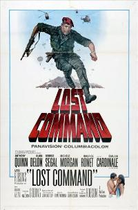 The Lost Command - 27 x 40 Movie Poster - Style B