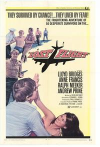 Lost Flight - 27 x 40 Movie Poster - Style A