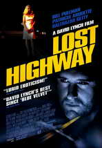 Lost Highway - 11 x 17 Movie Poster - Style B