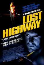 Lost Highway - 27 x 40 Movie Poster - Style B