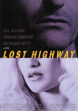 Lost Highway - 11 x 17 Movie Poster - Style A
