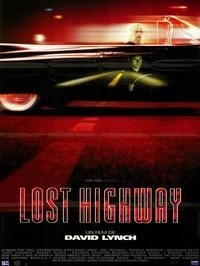 Lost Highway - 30 x 40 Movie Poster - French Style A