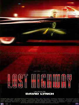 Lost Highway - 11 x 17 Movie Poster - French Style A