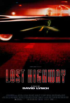 Lost Highway - 27 x 40 Movie Poster - Style C