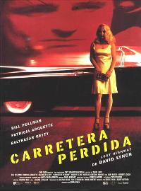 Lost Highway - 11 x 17 Movie Poster - Spanish Style A