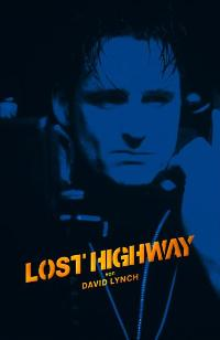 Lost Highway - 11 x 17 Movie Poster - German Style B