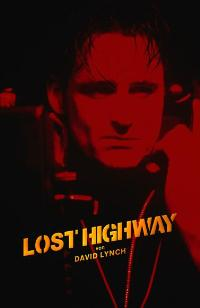 Lost Highway - 27 x 40 Movie Poster - German Style B