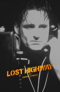 Lost Highway - 27 x 40 Movie Poster - German Style C