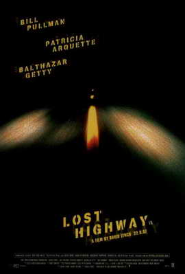 Lost Highway - 11 x 17 Movie Poster - Style D