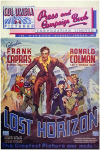 Lost Horizon - 11 x 17 Movie Poster - Style C