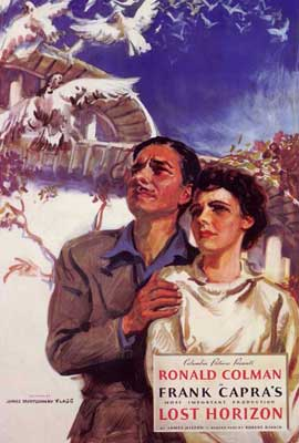 Lost Horizon - 27 x 40 Movie Poster - Style A