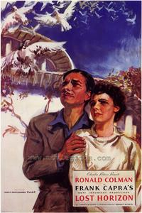Lost Horizon - 43 x 62 Movie Poster - Bus Shelter Style A
